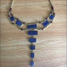 I just discovered this while shopping on Poshmark: LF Vintage Tribal Turkish Waterfall Necklace. Check it out!  Size: OS