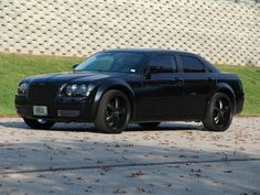 I don't care what anyone says- love!! Chrysler : 300 Series EXTRA LOW MILES Blacked Out Murdered