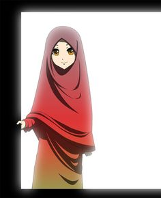 Assalaamu alaikum [Peace be to you], Today, I'd like to talk a little about one of the crimes many ignorant non-Muslims attribute to Islam: honor Killing. UNFAIR VICTIMS OF A GRUESOME SIN: Muslim w. Bullet Journal Diy, Hijab Cartoon, Muslim Girls, Anime Sketch, Japan Art, Anime Art Girl, I Love Anime, Islamic Art, Cartoon Art