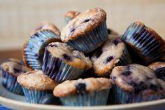 Recipe for Jordan Marsh blueberry muffins