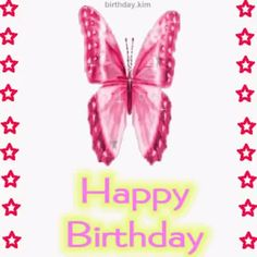The post Butterfly Birthday Greeting & Happy Birthday Cards appeared first on Happy birthday . Birthday Greetings For Girlfriend, Happy Birthday Greetings Friends, Animated Happy Birthday Wishes, Happy Birthday Wishes Quotes, Happy Birthday Wishes Images, Birthday Congratulations, Happy Birthday Celebration, Happy Birthday Greeting Card, Birthday Quotes