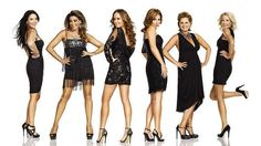 The Real Housewives of Melbourne.