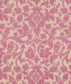 Robert Allen Cuffley Peony Fabric