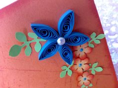 quilling and punch craft