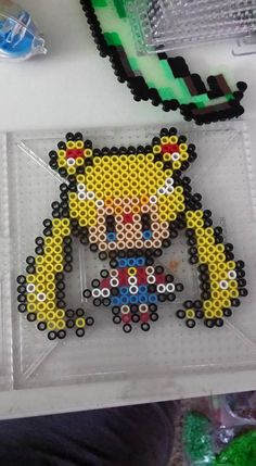 Sailor Moon perler beads by IsXack-bassist on DeviantArt
