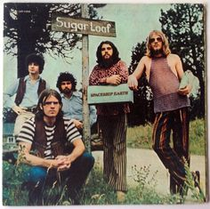 Sugarloaf - Spaceship Earth LP Vinyl Record Album, Liberty - LST 11010, Progressive Rock, Blues Rock, 1970