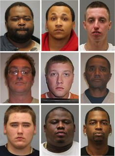 The arrests of six Greene County men and one each from Columbia, Albany, and Queens counties on multiple drug dealing charges were announced by NY State Police on Monday.