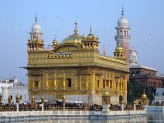 Harmandir Sahib/ Golden Temple, India