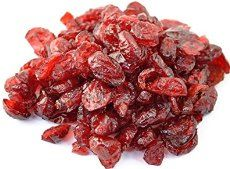 Crazy about cranberries? Then give these dried cranberries a try! Its tart flavor and chewy texture provides a pleasing sweetness. They add flavorful taste to oatmeal, cereal, sauces, and salads. Eaten in moderation, dried cranberries are a healthy snack. Oven Recipes, Gourmet Recipes, Soup Recipes, Yummy Snacks, Healthy Snacks, Healthy Recipes, Healthiest Snacks, Keto Recipes, Thanksgiving Stuffing