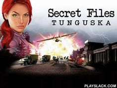 Secret Files: Tunguska  Android Game - playslack.com , support two heroes unravel perplexities of Tunguska meteoroid and find a well-kown missing boffin. Search for indications and unravel problems. In this game for Android you'll journey to distinct environments of the world, like Russia, Germany, China, Antarctica etc. support the two heroes, Nina and Max, flee from ability agencies and secret command chasing  them. communicate with a collection of characters and gather nuggets of precious…