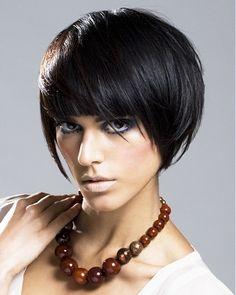 Cute and Stylish, loving the fringe. #ukhairdressers  #inspireme
