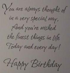 Happy Birhday Frases Pinterest Birthday Quotes Happy Birthday