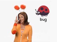 ▶ BUG in sign language (ASL) - YouTube