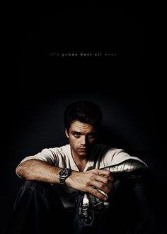 Bucky Barnes- The Winter Soldier.