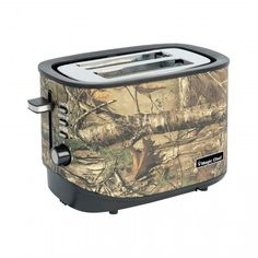 Magic Chef Realtree camo Toaster by Magic Chef - coming in Spring 2017.
