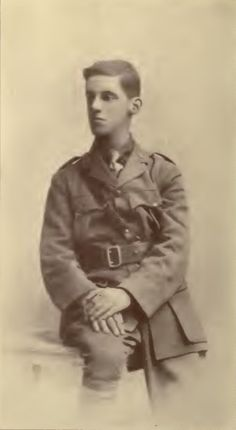 Geoffrey Wall 3 March 1897 – 6 August 1917 ~KIA~ He was born in Cheshire, England. Not strictly Australia, but he studied in Australia before the war.
