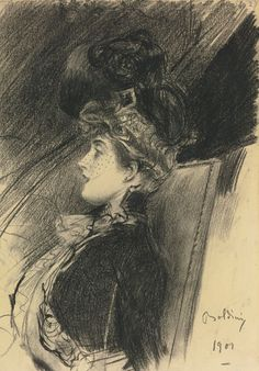 Giovanni Boldini (Italian, 1842-1931)