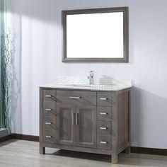 bathroom vanity cabinets 42