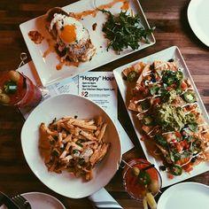 good food w/ good company