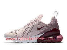 ff957287944ed Nike Air Max 270 Barely Rose AH6789-601 Chaussures Officiel Basket Pas Cher  Pour Homme