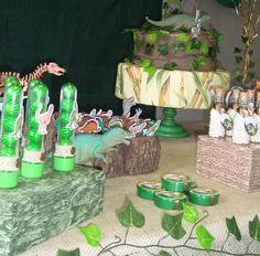 Festa Dinossauro do Gabriel - 5 anos