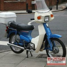 1999 Honda C90 Cub for Sale | Motorcycles Unlimited