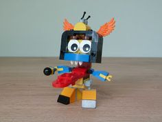 Totobricks: LEGO MIXELS SCREENO TUNGSTER MIX or MURP? Instructions http://www.totobricks.com/2016/11/lego-mixels-screeno-tungster-mix-or.html