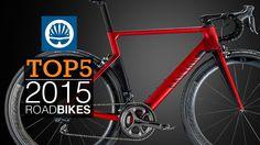 Top 5 de las mejores bicicletas de carretera del año 2015