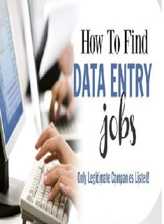 104 Best data entry jobs from home images | Data entry