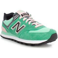 New Balance Sapatilhas New Verde Balance 574 verde 350x350