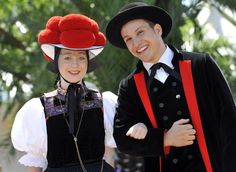 Traditional Costumes Baden Wurttemberg