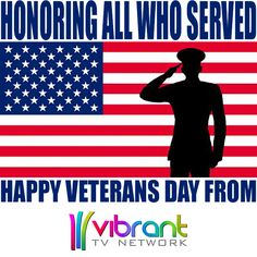 Thank you all for your service.  #HappyVeteransDay