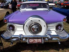 1959 Ford Galaxie Sunline Convertible