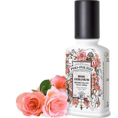 Poo Pourri is a GREAT poop spray! I'll never buy traditional bathroom sprays again. Just combine essential oIls & water to make your own Poo Pourri recipe! Poo Pourri, Diy Poopourri, Poop Spray, Fragrance Oil Burner, Toilet Spray, Rose Oil, Spray Roses, How To Make Diy, Smell Good