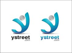Logo for an IT staffing company by Yunr Custom Logo Design, Custom Logos, The Creator, Letters, Letter, Calligraphy
