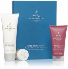 Aromatherapy Associates Rose Deluxe Trio
