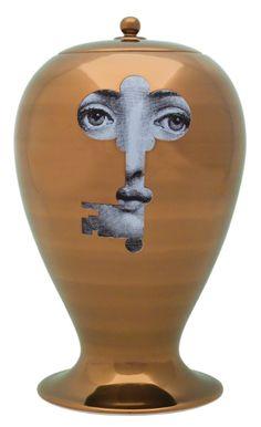 """Vaso """"Serratura"""" de Piero Fornasetti. Ediciones limitadas,en Lima solo en www.italier.pe"""