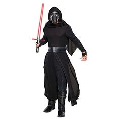 Star Wars Kylo Ren Mens Adult DELUXE Force Awakens Cosplay Costume XL -- Read more  at the image link.
