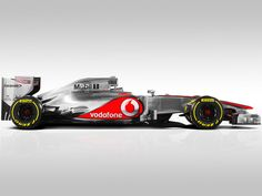 You can't buy one, but truly a thing of beauty. McLaran's 2012 F1 Car