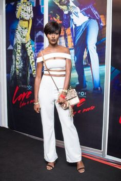 The much anticipated Love Like A Movie Concert, which held at the Eko Convetion centre, featuring Celebrity Artiste Ciara and a host of other Nigerian Celebrities turned out to be a huge success. Certainly Celebrities, Fashionistas and lots of Style...