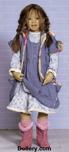 2004 Himstedt dolls