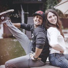 Jason Mraz and Sara Bareilles