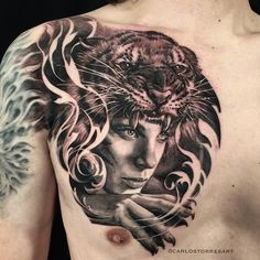Carlos Torres | Tattoo Art Project