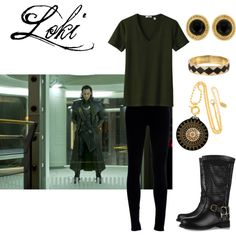 Lokified created by jgal619 - Polyvore