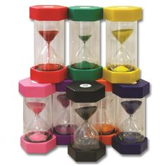 2 Minute Sand Timer in Pink - A robust sand timer, with moulded pink end caps and thick wall surrounds ensuring extreme durability. Ideally suited to group and individual use for games, event timing or educational lessons such as science or mathematics.