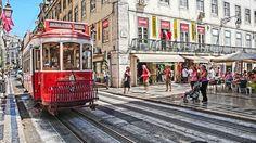 Baixa District, Lisbon, Lisboa, Portugal