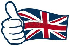 United Kingdom flag  Flag of United Kingdom of Great Britain..