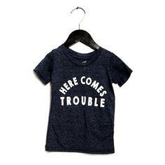 Lockwood - Here Comes Trouble Tee