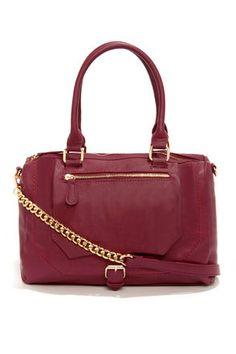 3626a0ae1c83 A Show of Hands Burgundy Handbag at LuLus.com!  lulus  holidaywear Fashion