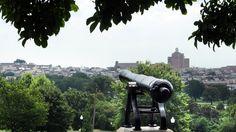Patterson Park cannon